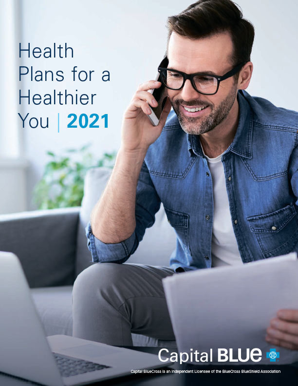 Capital BlueCross health plans guide