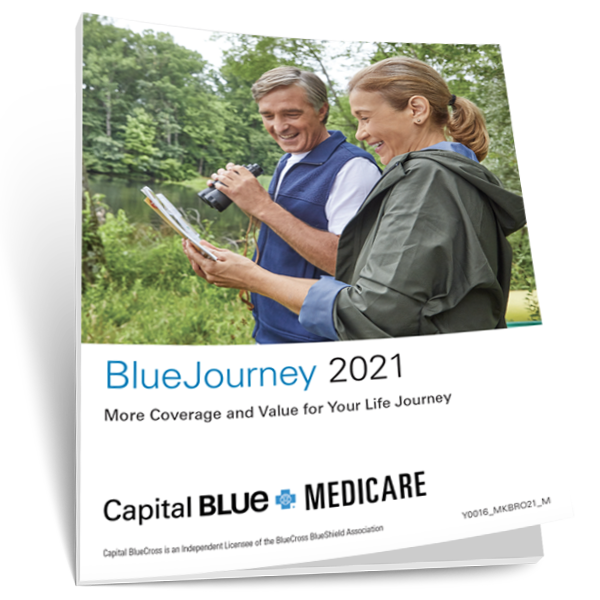 2021 BlueJourney brochure cover